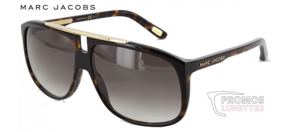 c56bfbc87c Découvrez ici ou re-découvrez les plus célèbres lunettes de soleil Marc  Jacobs aussi appelées « best-seller » ...