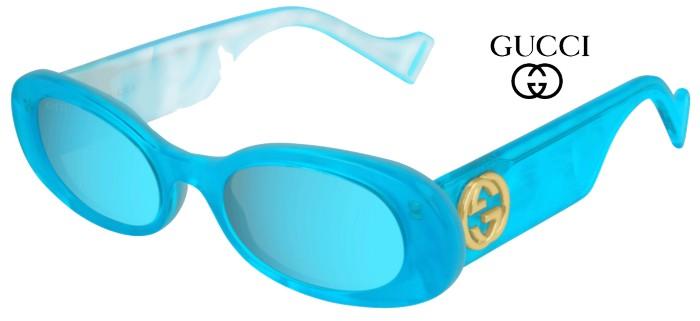 Lunettes de soleil Gucci GG0517S 006 T52