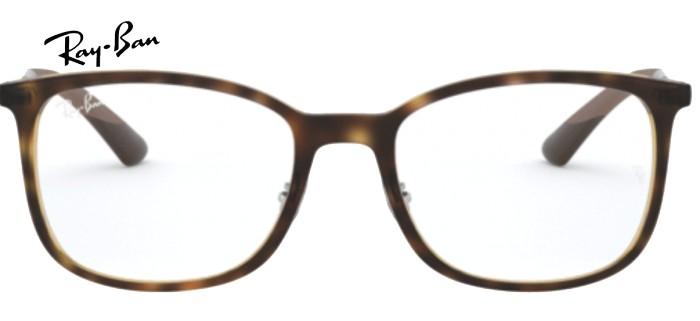 Lunette de vue ray-ban RX 7142 2012 50