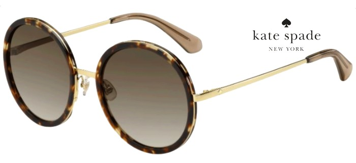 lunette de soleil Kate Spade LAMONICA/S 2IK HA