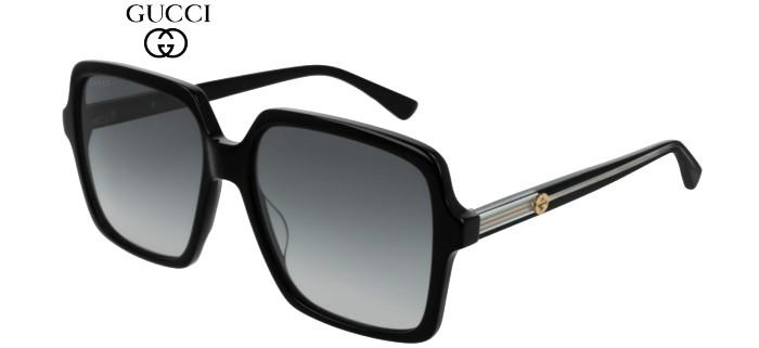 lunette de soleil Gucci GG0375S 001