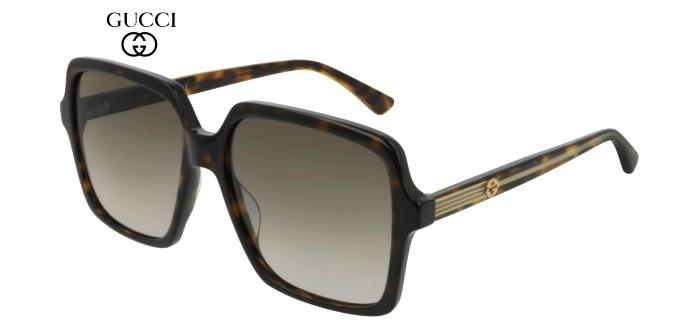 lunette de soleil Gucci GG0375S 002