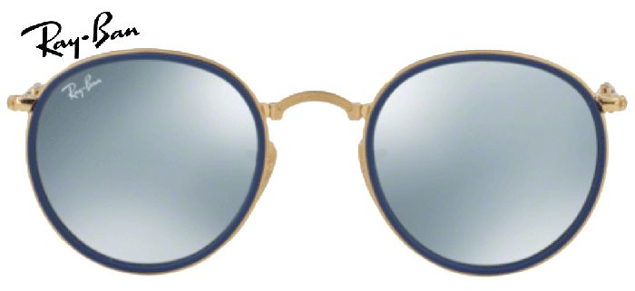 Ray-Ban 0RB3517 ROUND folding 001/30