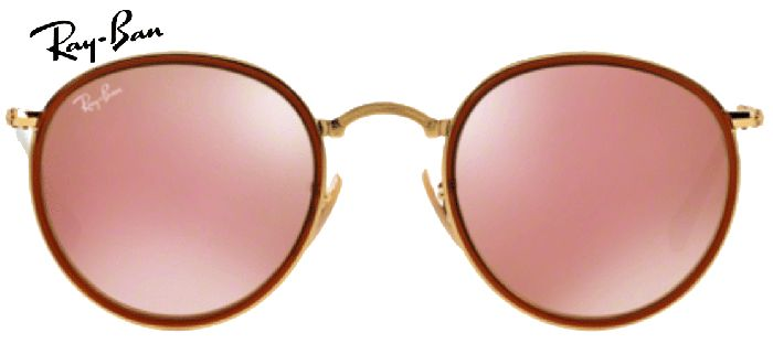 Ray-Ban 0RB3517 ROUND folding 001/Z2
