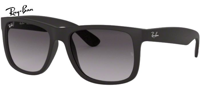 Ray-Ban 0RB4165 JUSTIN 601/8G T55