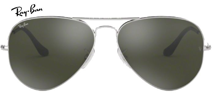 Ray-Ban 0RB3025 AVIATOR W3277 T58