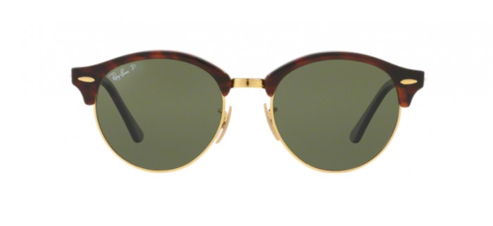 Lunette de soleil ray-ban clubround 0RB 4246 990/58