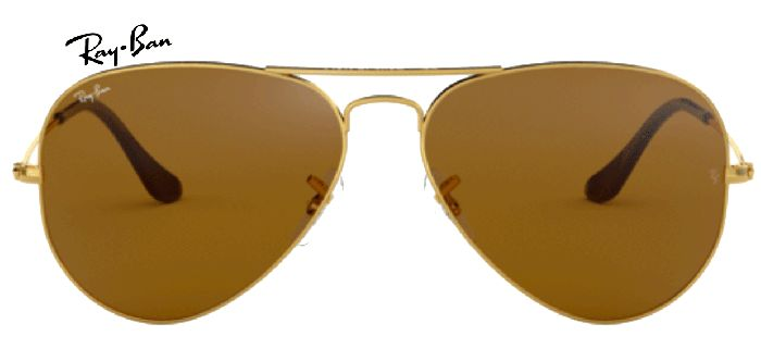Ray-Ban 0RB3025 AVIATOR 001/33 T55