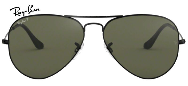 ray ban aviator taille 55