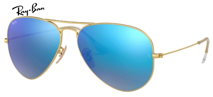 Ray-Ban 0RB3025 AVIATOR 112/17 T58
