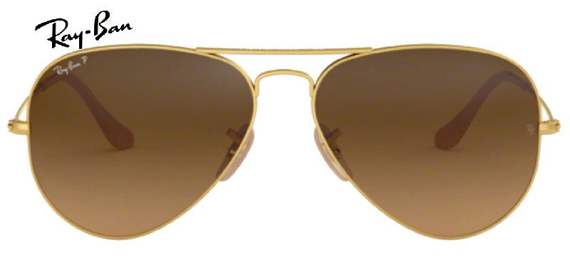 Ray-Ban 0RB3025 AVIATOR 112/M2 T58