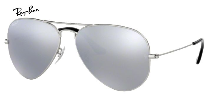 Ray-Ban 0RB3025 AVIATOR 019/W3 T58