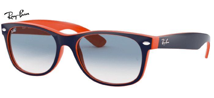 Ray-Ban 0RB2132 NEW WAYFARER 789/3F T52