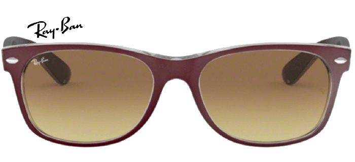 Ray-Ban 0RB2132 NEW WAYFARER 605485 T55