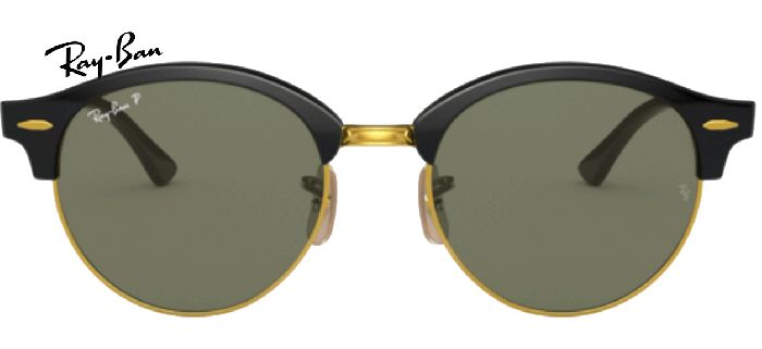 Ray-Ban polarisée 0RB4246 CLUBROUND 901/58