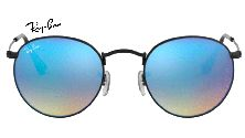 Ray-Ban ROUND 0RB3447 002/4O