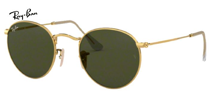 Ray-Ban 0RB3447 ROUND 001
