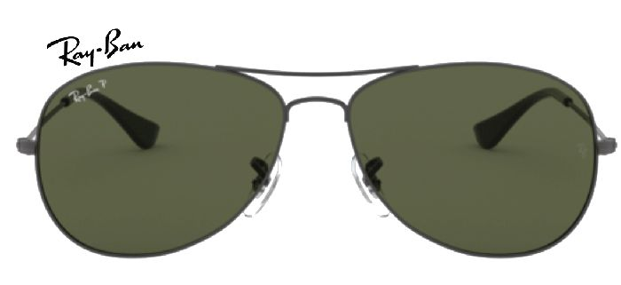 Ray-Ban COCKPIT RB3362 004/58 polarisé
