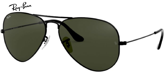 Lunette de soleil ray-ban aviator large metal RB 3025 L2823