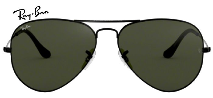 Ray-Ban 0RB3025 AVIATOR L2823 T55