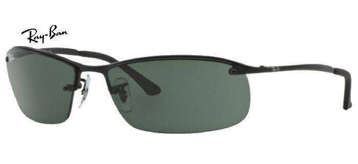 Ray-Ban top bar RB 3183 006/71 T63