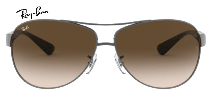 Ray-Ban 0RB3386 004/13 T69