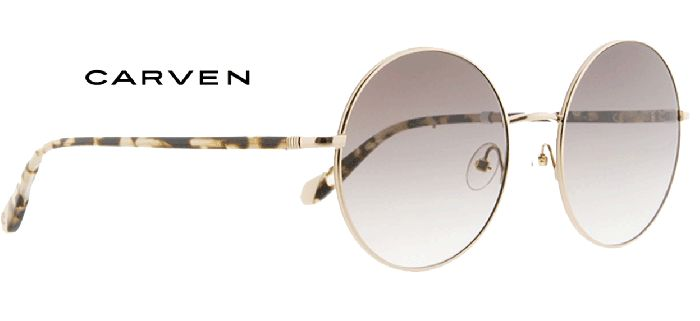 Carven CC4038S OR10 55BD
