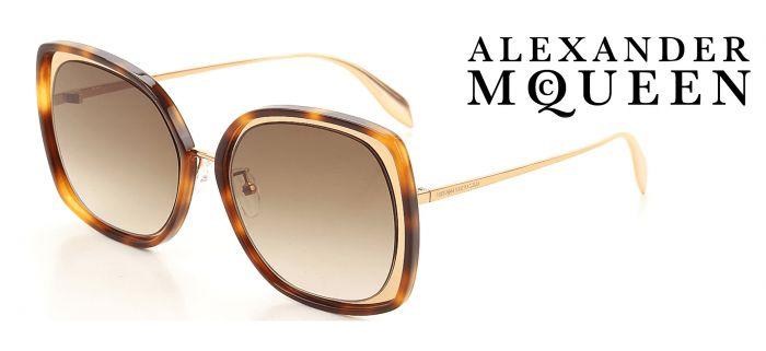 Lunettes de soleil Alexander McQueen AM0134S-002