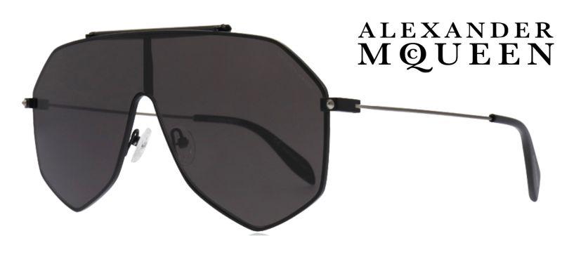 Lunettes de soleil Alexander McQueen AM0134S 002