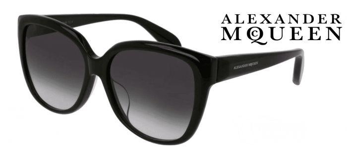 Lunettes de soleil Alexander Mqueen AM0041SA-001