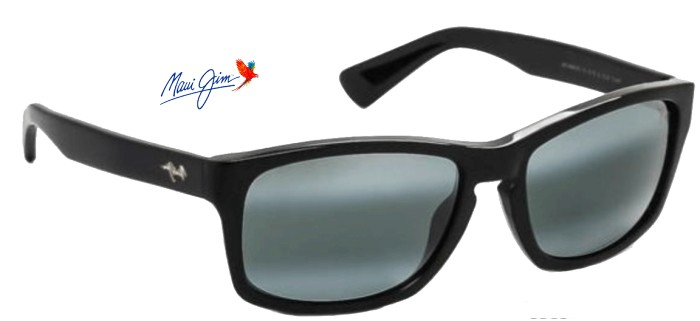 Lunette de soleil maui jim MCGREGOR POINT 291-02