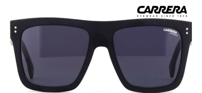 Lunettes de soleil CARRERA 1010/S MTT BLACK
