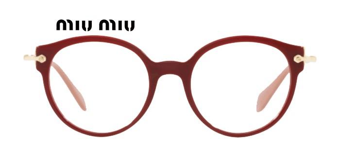 MIU MIU MU 04PV USH1O1