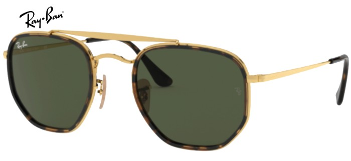 Ray-Ban RB3648M 001 T52