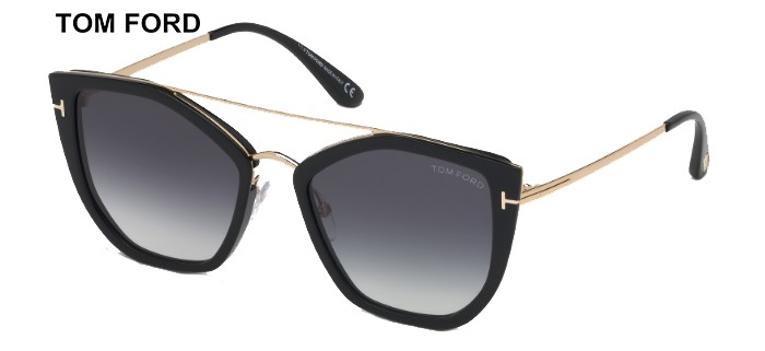 Tom Ford FT0648 01B T50