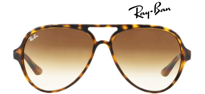 RAY-BAN 0RB4125 CATS 5000 710/51