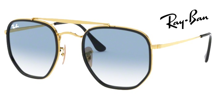 Ray Ban RB3648M 91673F
