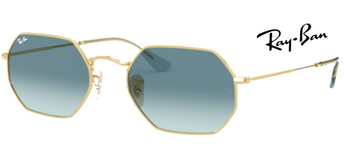 Ray Ban RB3556N 91233M OCTOGONAL