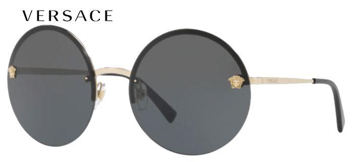 Lunettes de soleil Versace VE 2176 125287 T59