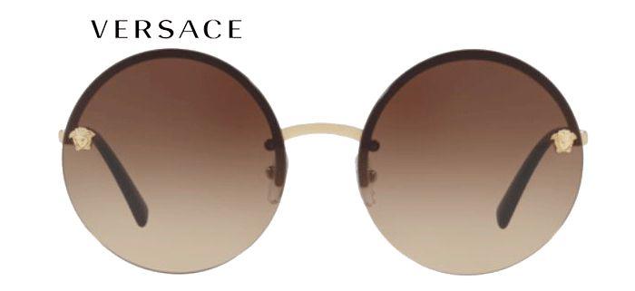 Lunette de soleil Versace VE 2176 125213 T59