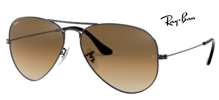 Ray-Ban RB3025 AVIATOR 004/51 T55