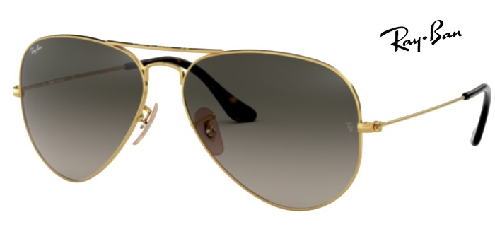 Ray-Ban RB3025 AVIATOR 181/71 T58