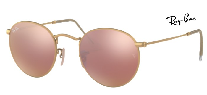 Ray-Ban 0RB3447 ROUND 112/Z2 T50