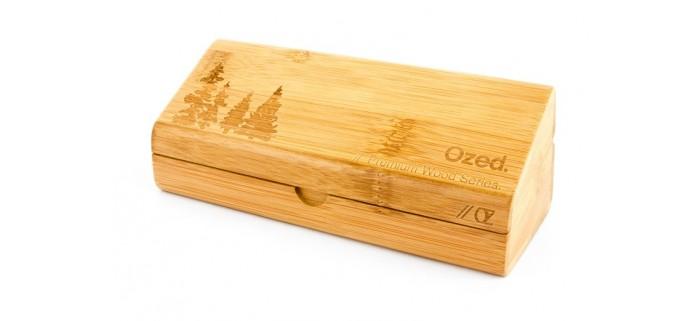 Lunette de soleil ozed rosewood OZ9050-L1155
