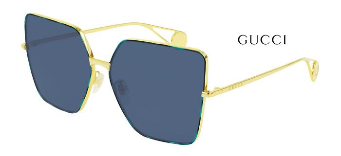 Lunette de soleil Gucci GG0436S 003