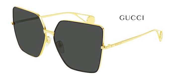 Lunette de soleil Gucci GG0436S 002