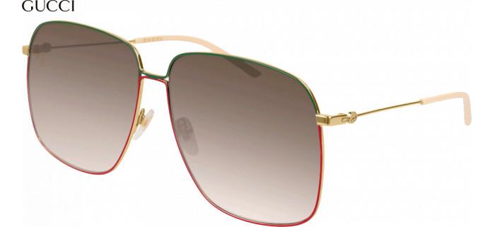 Lunettes de soleil Gucci GG0394s 001 61