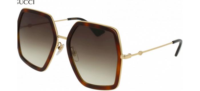 Lunettes de soleil Gucci GG0106S 002