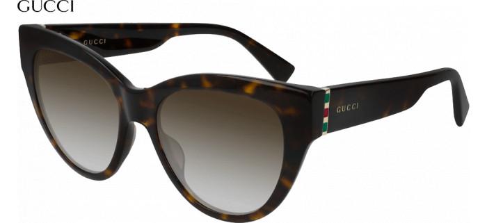 Lunette de soleil Gucci GG0460S 002