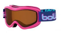 Masque de ski bolle volt pink confetti citrus dark 21581